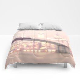 Brooklyn Bridge Comforters