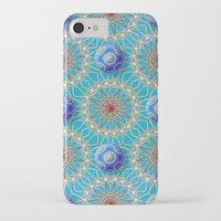 matrix iPhone & iPod Cases featuring Empyrean Matrix by Peter Gross
