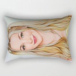 Dove Cameron Rectangular Pillow