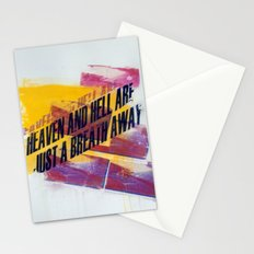 HEAVEN&HELL4 Stationery Cards