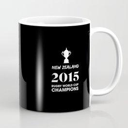 New Zealand 2015 Rugby World Cup Champions Coffee Mug