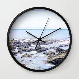 Kaikoura Coast Wall Clock