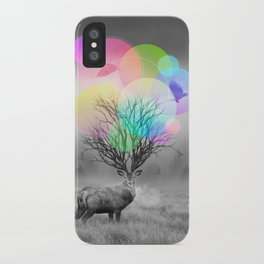 Calm Within the Chaos iPhone Case