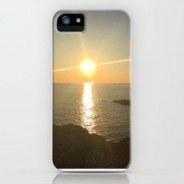 Sunset Ibiza @ Cafe Del Mar iPhone Case