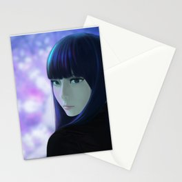 Chiyuki Death Parade Stationery Cards