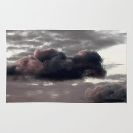 Cloudy Sky Rug
