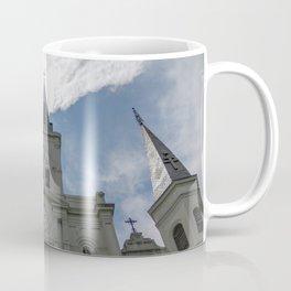 Piercing the Heavens Coffee Mug