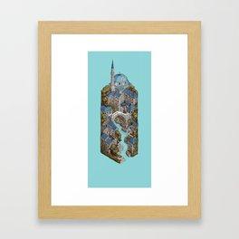Mostar Framed Art Print