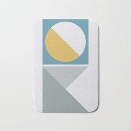 Geometric Form No.2 Bath Mat