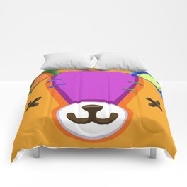 Animal Crossing Stitches the Cub Comforters