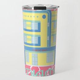 Miami Landmarks - Crescent Travel Mug