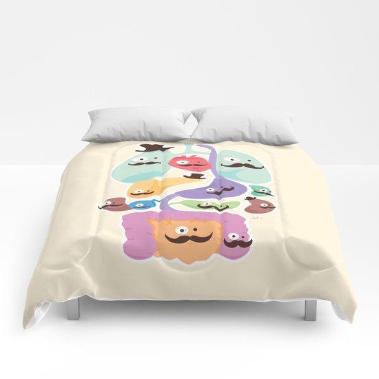 Gentlemen Organs Comforters