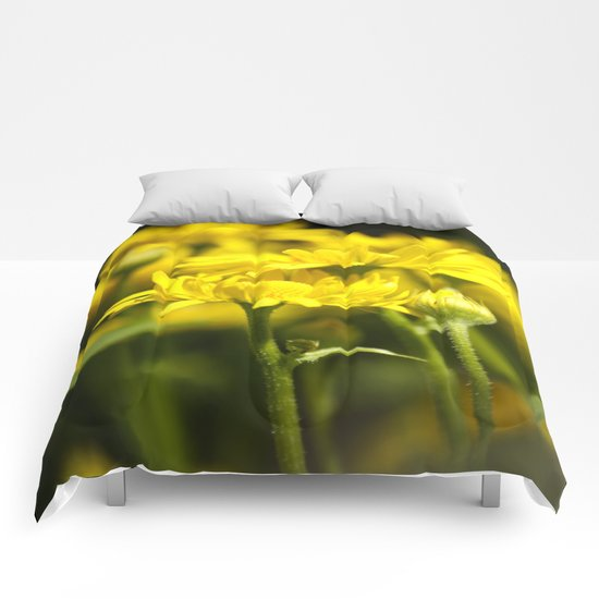 Flowers for Her! Comforters