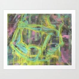floorbow Art Print