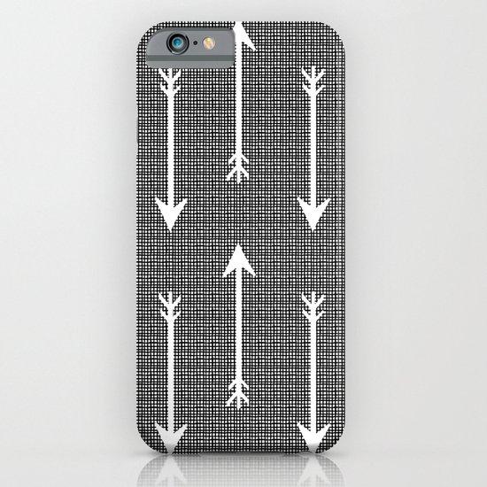Arrow Sketch iPhone & iPod Case
