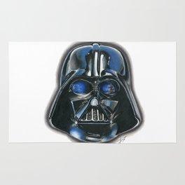 A Darth Vader Christmas Rug
