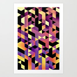 tryypyc Art Print