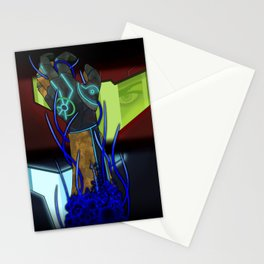 Metroid Prime: Corruption Stationery Cards