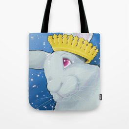 The Carrot King Tote Bag