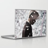 lonely Laptop & iPad Skins featuring Lonely by TheRmickey