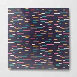 Pattern # 3 Metal Print