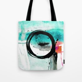 Enso Abstraction o. 113Q by Kathy Morton Stanion Tote Bag