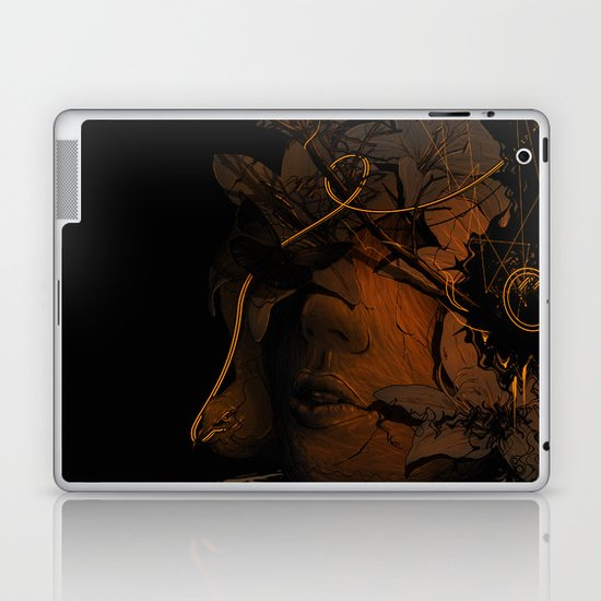 The Lost Track Laptop & iPad Skin
