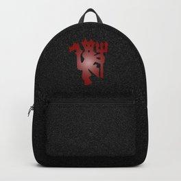 Red Devil Backpack