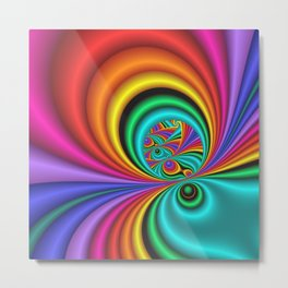 fractals are beautiful -20- Metal Print