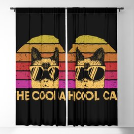 The Cool Cat Blackout Curtain