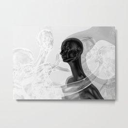 Amanah Metal Print