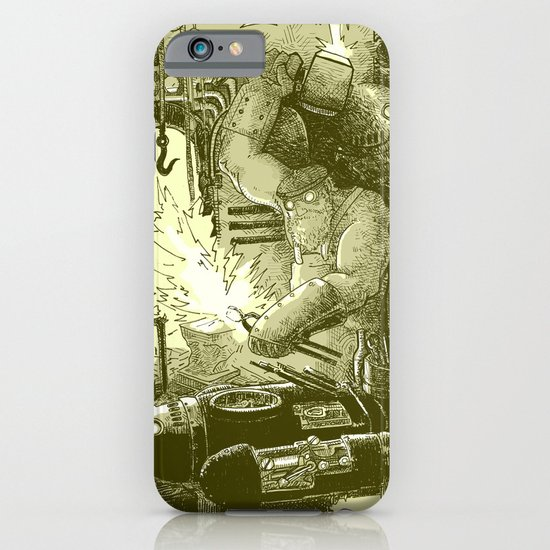 Doombots iPhone & iPod Case
