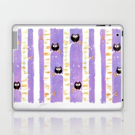 Four Owls Laptop & iPad Skin