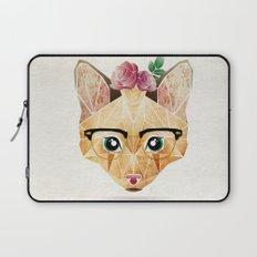 miss cat  Laptop Sleeve