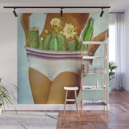 Weight Loss Wrap Wall Mural