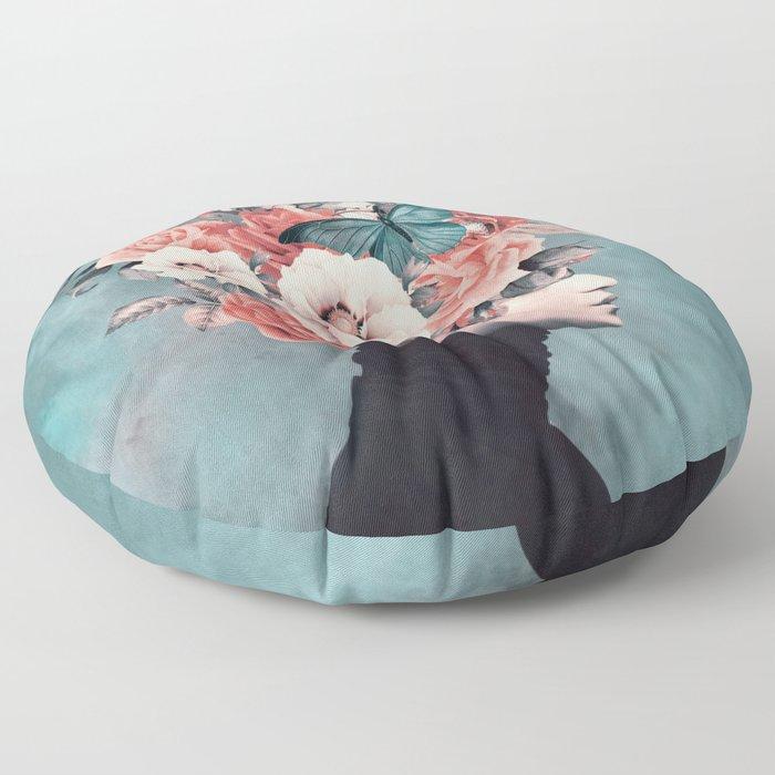 blooming 3 Floor Pillow