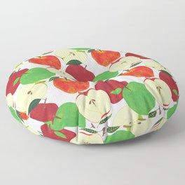 Apple Harvest Floor Pillow