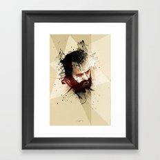 selfportrait#3 Framed Art Print