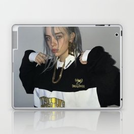 Billie Eilish Laptop & iPad Skin