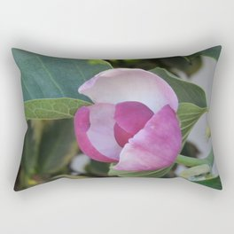 A Fig Prefigured Rectangular Pillow