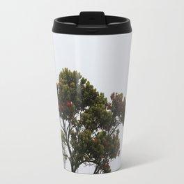 Lehua i ka pōuli o uka Travel Mug