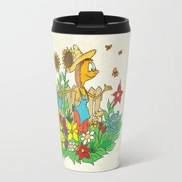 In the Garden Travel Mug