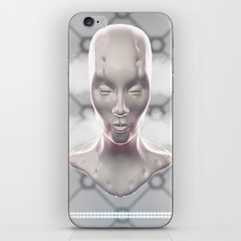 New Human iPhone Skin