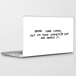 Coffee Laptop & iPad Skin