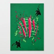 SAYONAR SAIKA! Canvas Print