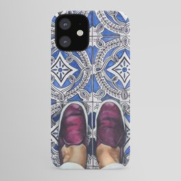 Art Beneath Our Feet - Ancona, Italy iPhone Case