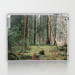 Forest Floors Laptop & iPad Skin