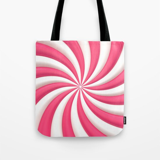 Candy Street Tote Bag