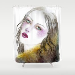 Part of the Universe Shower Curtain