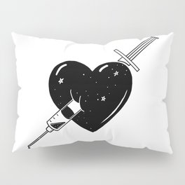Hook on love Pillow Sham